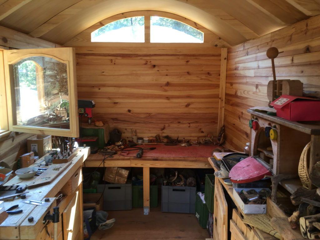 Line Fuks Atelier Werkstatt