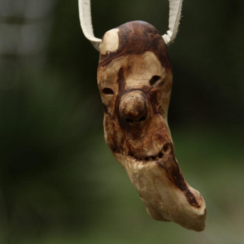 Baumperlen Schlüsselanhänger