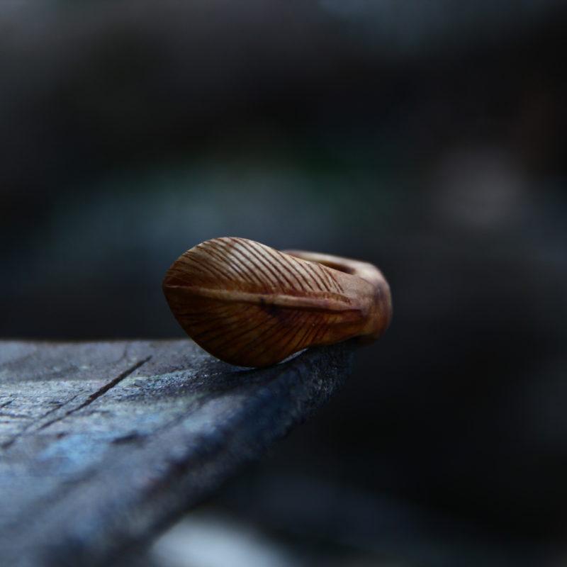 Baumperlen Federring Holzring